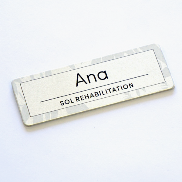 Name Badges Made in Australia